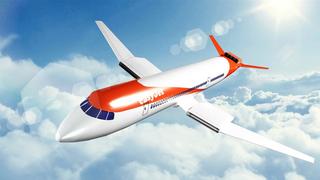 הקברניט מטוס חשמלי תעופה נוסעים 1