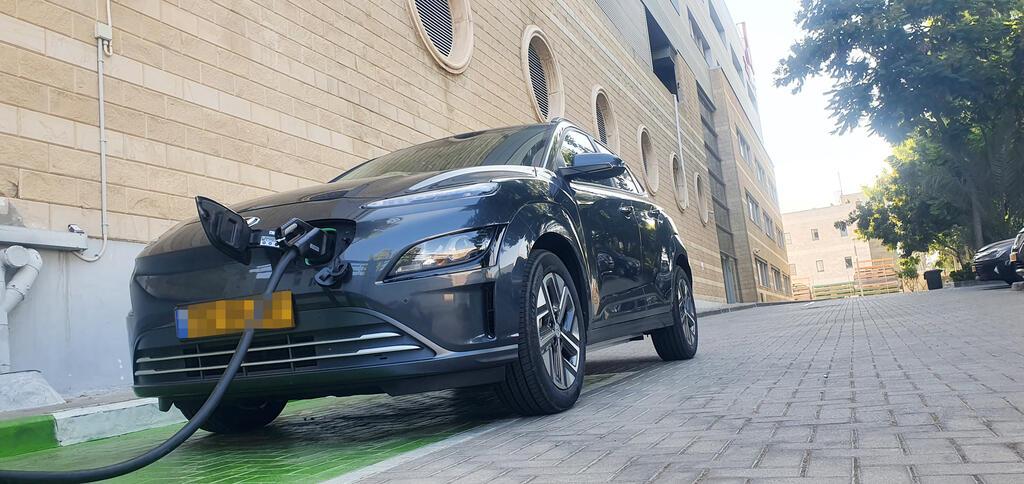 יונדאי קונה EV רכב חשמלי עמדת טעינה ל רכב חשמלי