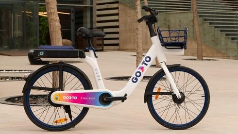 אופניים חשמליים של GoTo, צילום: שי יחזקאל
