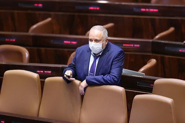 אביגדור ליברמן בכנסת 2.9.21 תקציב