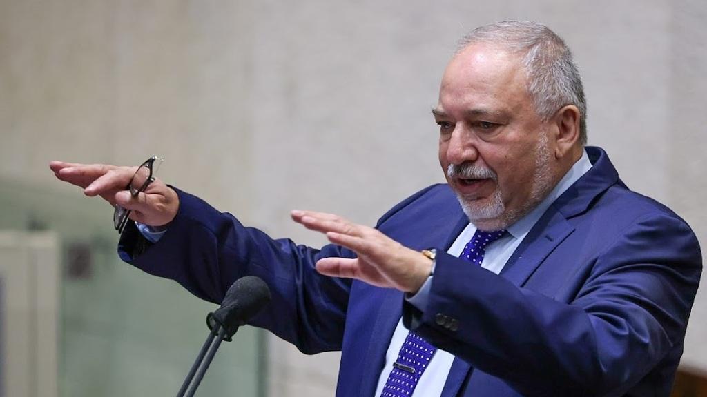 אביגדור ליברמן מליאה מליאת הכנסת כנסת הצעת חוק תקציב