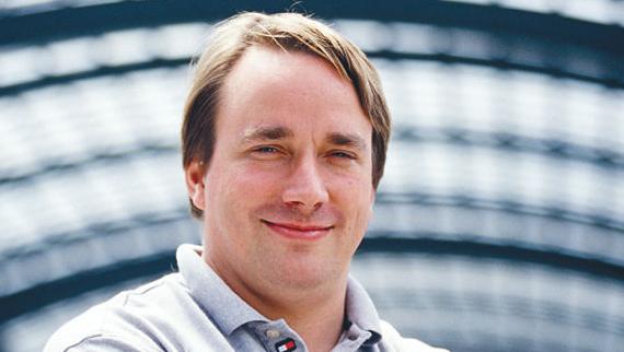 לינוס טורבאלדס יוצר ומפתח ליבת הלינוקס, צילום: ויקיפדיה