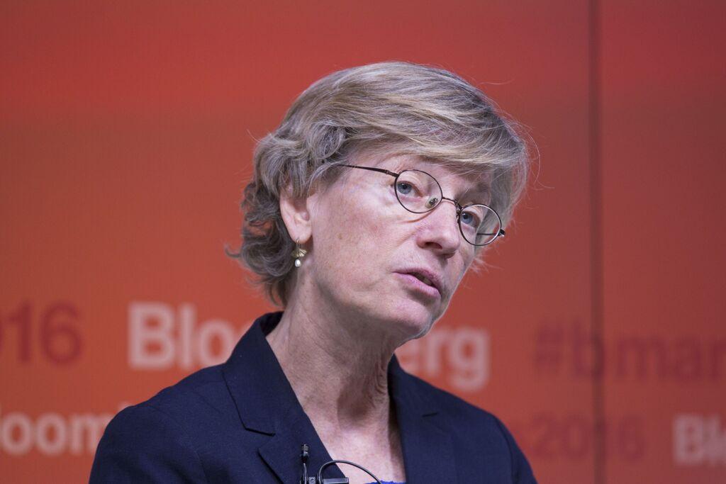 קתרין מאן בכירה בבנק המרכזי של אנגליה