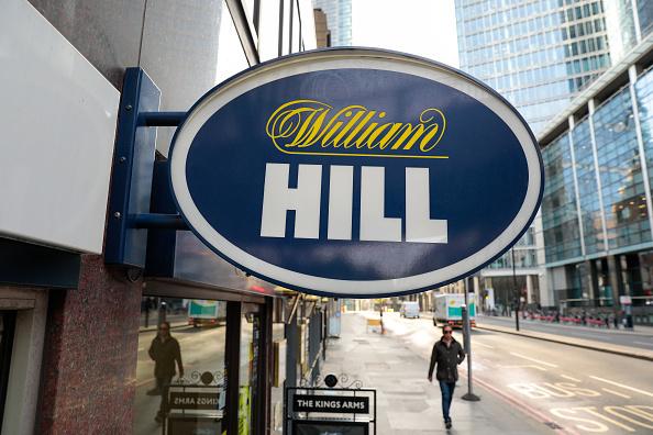 וויליאם היל תחנת הימורים ב לונדון