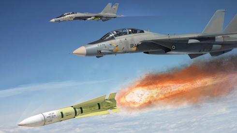 """קליעי הקסם: מעוף הפניקס - הטיל האיראני שמאיים על טייסי צה""""ל"""