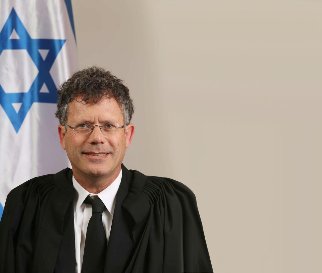 שופט בית המשפט העליון יצחק עמית