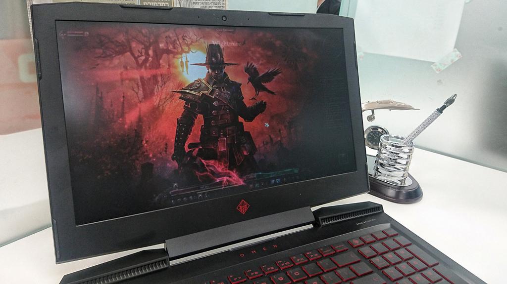 מחשב נייד HP OMEN