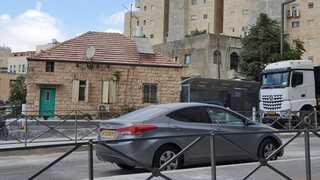 מגרש רחוב ירמיהו 72 ב כניסה ל ירושלים, צילום: קהילת גור תורה