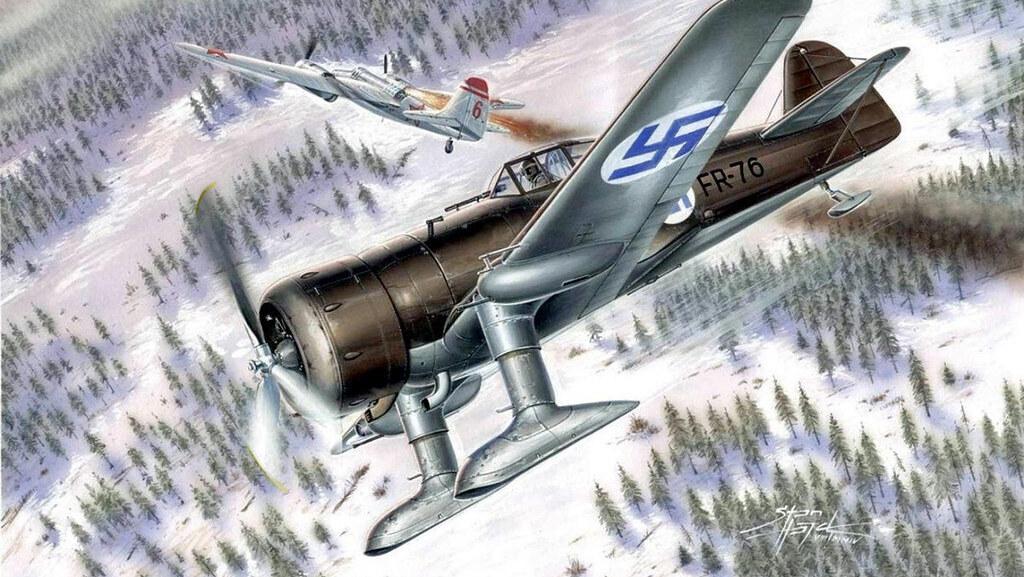 הקברניט מלחמת החורף פינלנד ברית המועצות, צילום: MPM productions