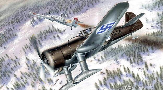 הקברניט מלחמת החורף פינלנד ברית המועצות וידאו