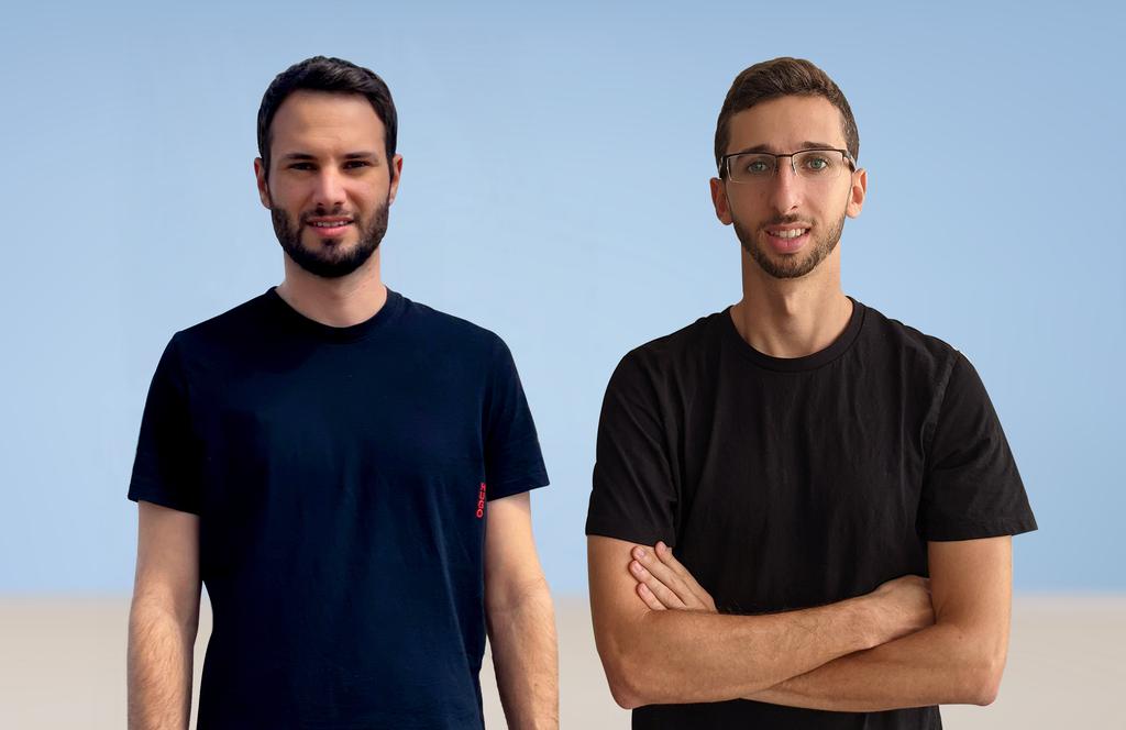 עמית עזר ואיתן צ'ודנובסקי מייסדים ג'ייפרוג jfrog