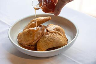 פנאי בורקיטס אגוזים עוגייה טרוודיקוס, צילום: חיים יוסף