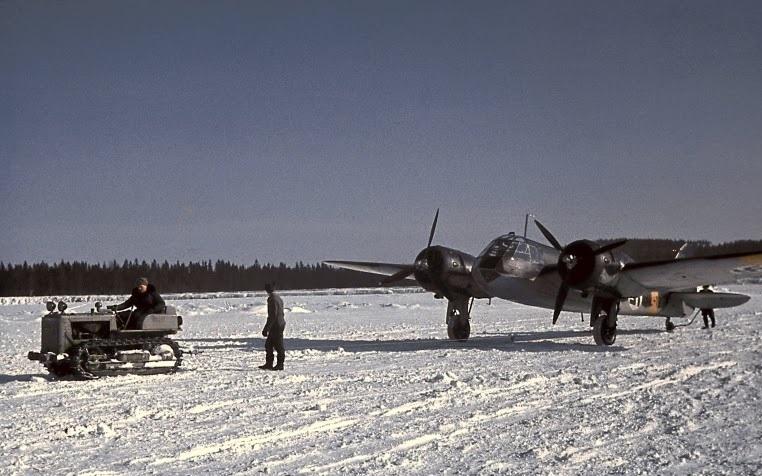 הקברניט מלחמת החורף פינלנד ברית המועצות