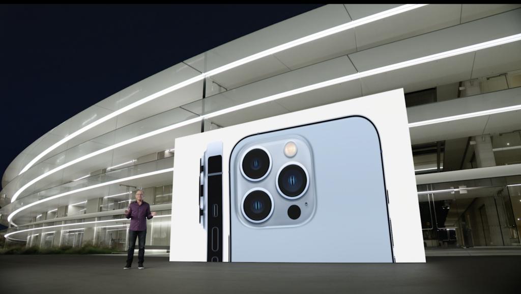 אפל חשפה את האייפון 13, אייפדים ושעון חדשים