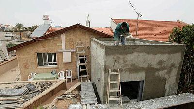 """בניית ממ""""ד בעיר שדרות, גדי קבלו"""