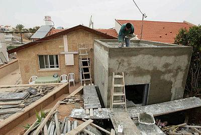 """בניית ממ""""ד בעיר שדרות"""