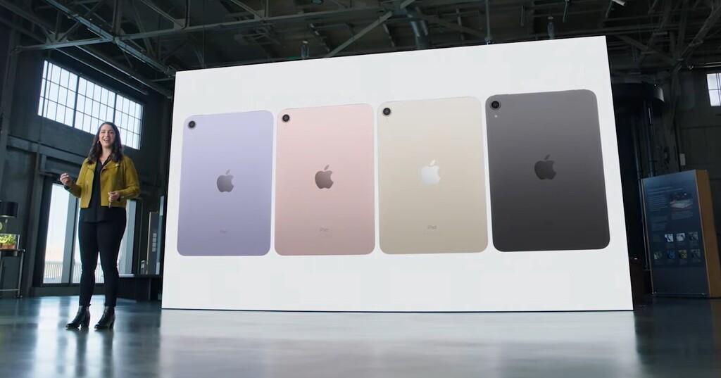 אייפד מיני חדש השקת אייפון ספטמבר 2021