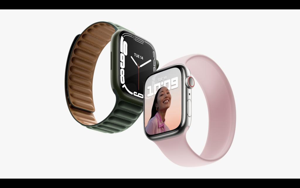 אפל ווטש סדרה 7 השקת אייפון ספטמבר 2021