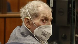 רוברט דורסט משפט, צילום: EPA