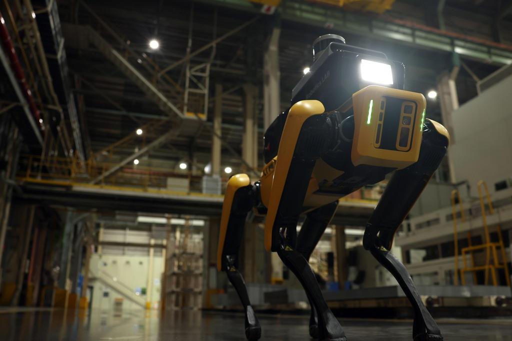 יונדאי כלב רובוטי