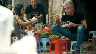 פנאי שף סרט על אנתוני בורדיין , צילום: באדיבות פסטיבל חיפה