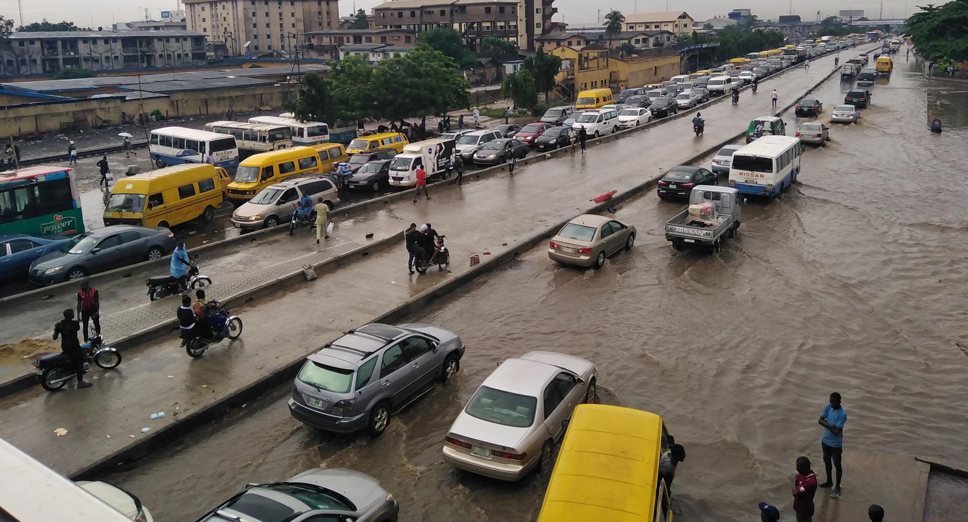 פוטו ערים שוקעות לגוס ניגריה