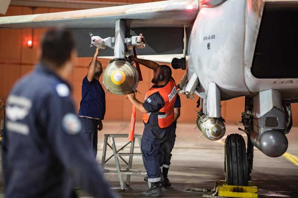 מכונאים חיל האוויר