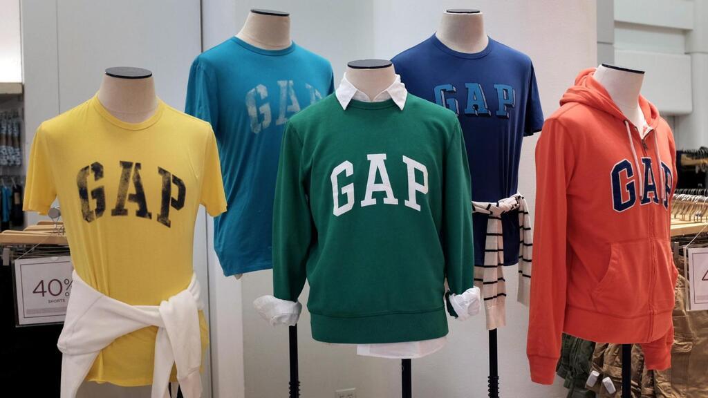 גאפ אופנה בגדים GAP