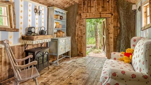 חלומות כן מתגשמים: Airbnb מציעה להשכרה את הבית של פו הדב