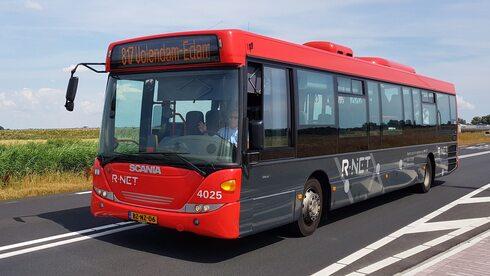 אגד מסתערת על התחבורה הציבורית באירופה
