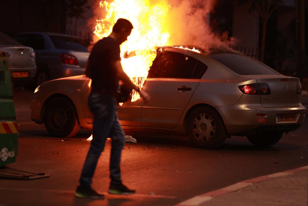 מהומות בלוד, מאי 2021