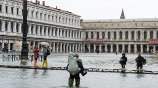 פוטו ערים שוקעות ונציה, צילום: שאטרסטוק