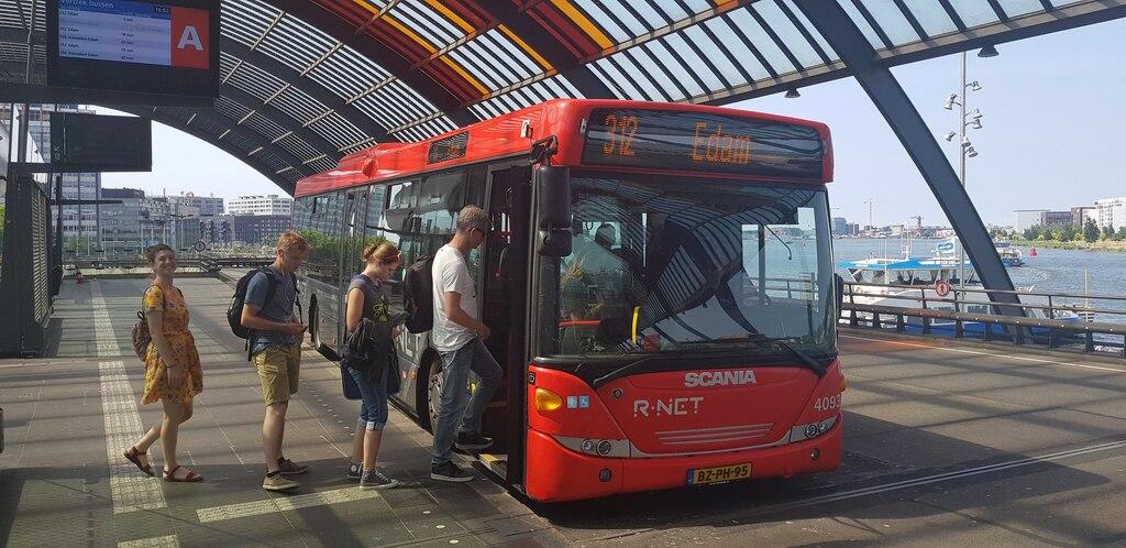 אגד אירופה תחבורה ציבורית אוטובוס