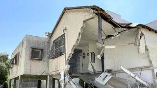 הבניין שקרס ב חולון
