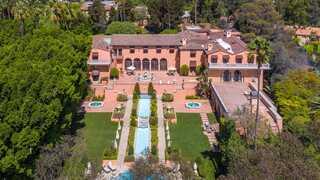 אחוזת הרסט לוס אנג'לס נמכרה, SIMON BERLYN