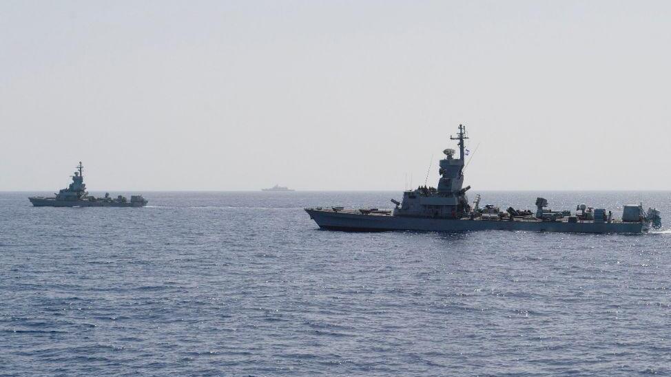"""סטי""""ל נירית סער 4.5 חיל הים"""