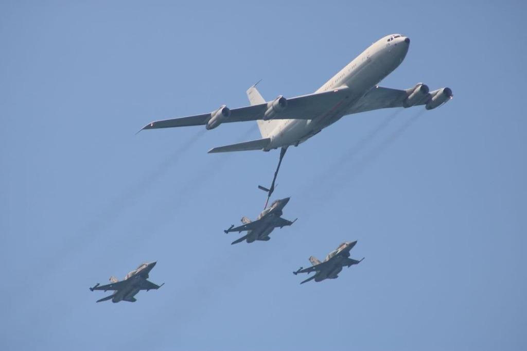 מטוס תדלוק בואינג 707 חיל האוויר