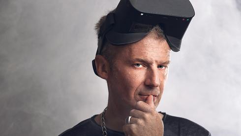 """האמן־מדען דניאל לנדאו: """"בהייטק אני נתפס כבוגד"""""""