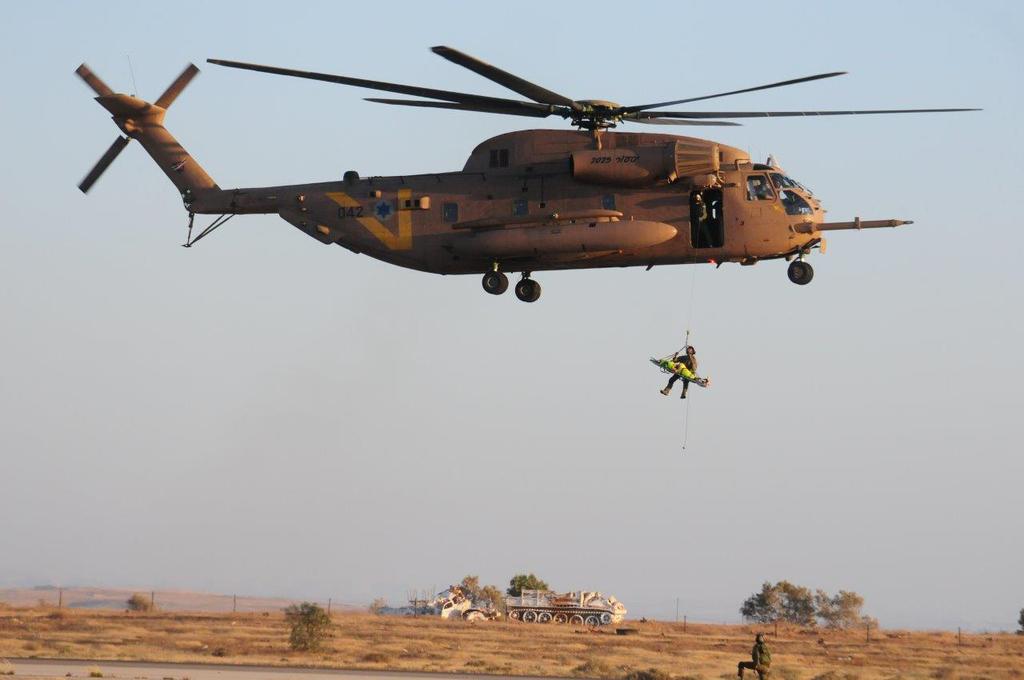 מסוק יסעור חיל האוויר