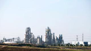 איזור התעשייה רמלה מפעל נשר מלט