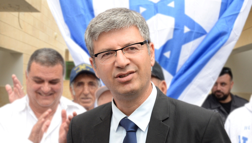 מיכאל וידל ראש עיריית רמלה