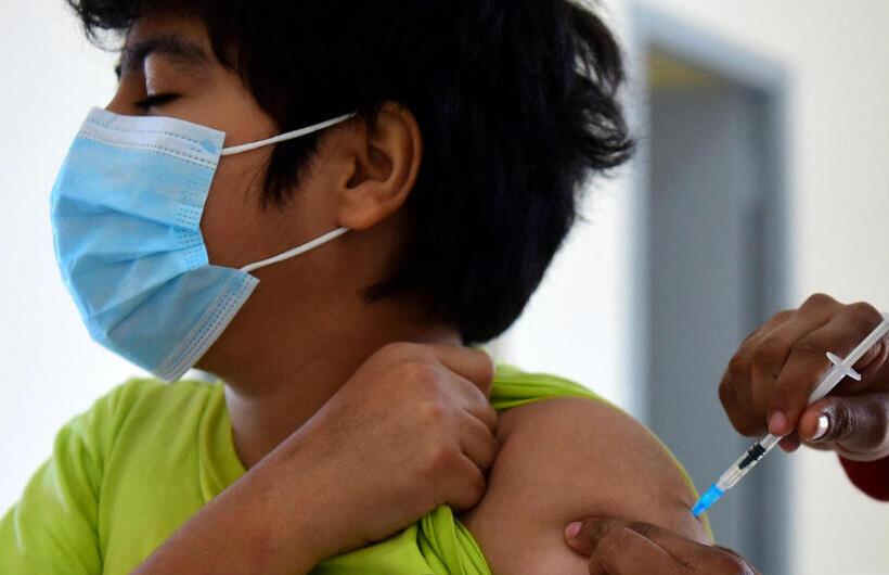 חיסון קורונה ילד פרגוואי