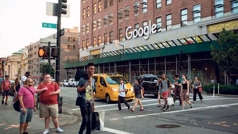 גוגל אוהבת לשלוט בתכנון המשרדים, אז היא קונה עוד בניין