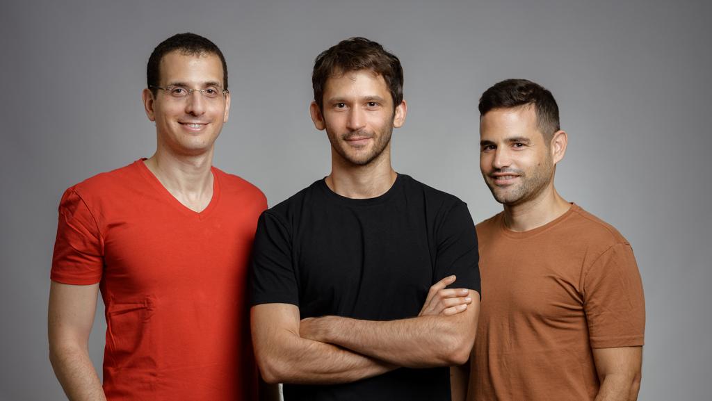 GrowthSpace founders. Photo: Doron Letzer