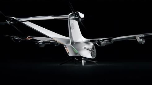 """איירבוס: ב-2025 נפעיל """"מוניות מעופפות"""" חשמליות"""