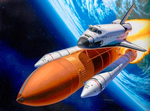 משימות צבאיות, כשלונות סודיים: הצד האפל של מעבורת החלל האמריקאית