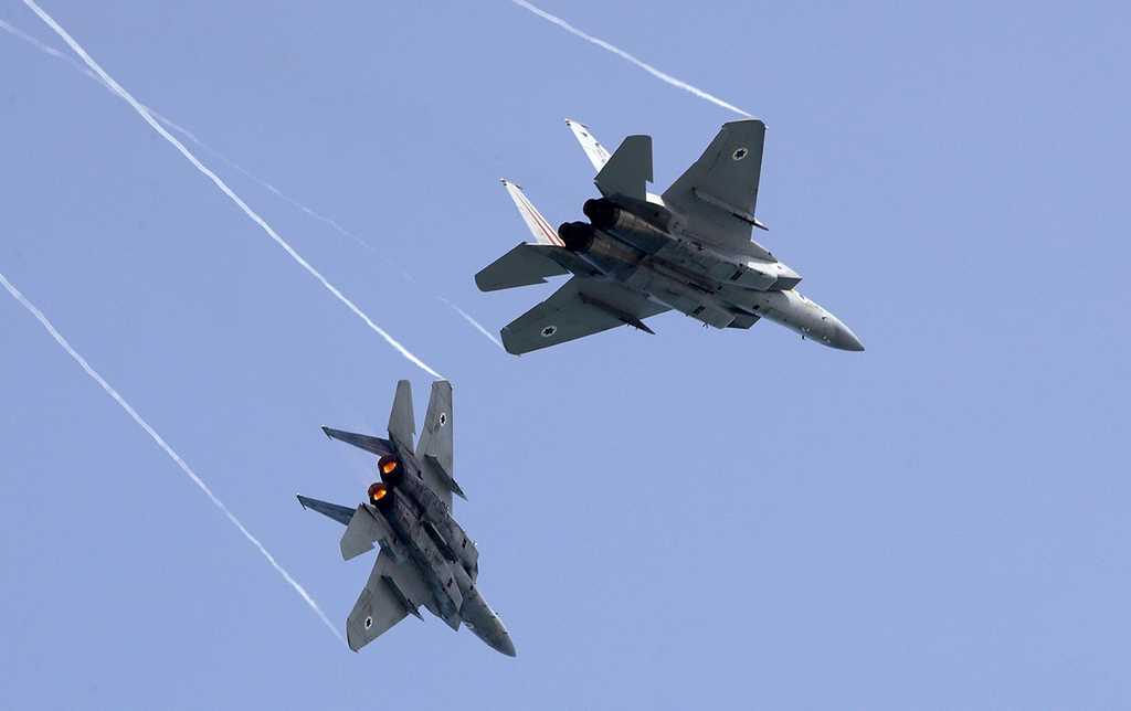 מטוס קרב מטוסי קרב F-15 חיל האוויר