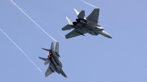 """מטוסים """"יתודלקו"""" בלייזר, חלקי חילוף יודפסו: הצצה לעתיד של חיל האוויר"""