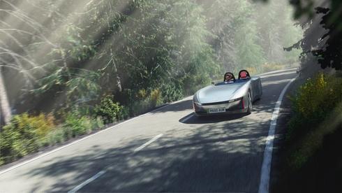 יצרנית חדשה מחייה את מסורת יצור מכונית הספורט הבריטית - אבל על חשמל