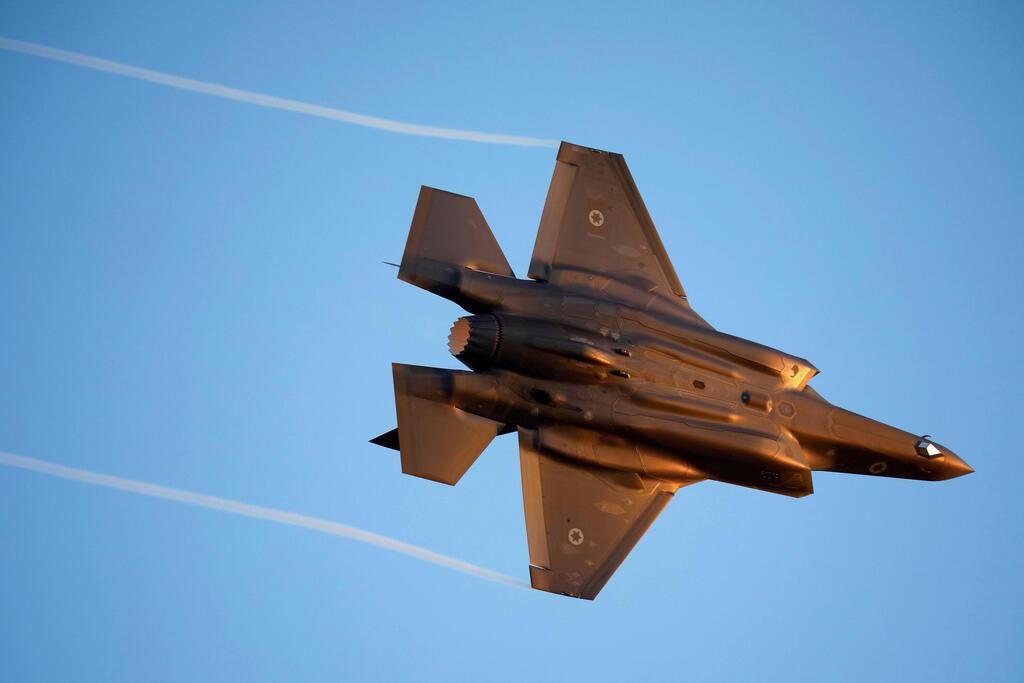 מטוס קרב F-35 של חיל האוויר